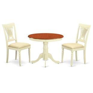 Artin 3 Piece Dining Set