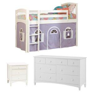 Bonneau Loft 8 Piece Bedroom Set
