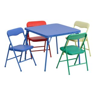 Kids Folding Table And Chairs Wayfair Ca
