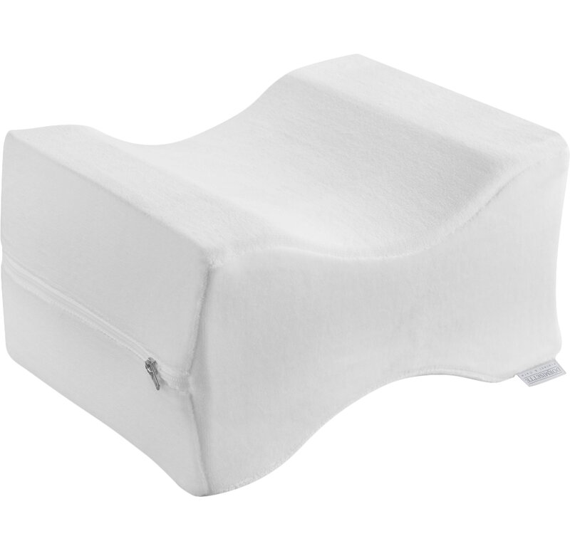 dormisette atmungsaktives kniekissen f r seitenschl fer. Black Bedroom Furniture Sets. Home Design Ideas