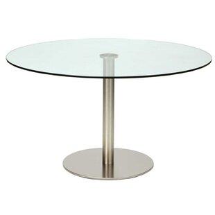 Amalienborg Round Glass Dining Table