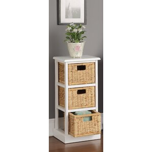 Beautiful Carter 3 Basket Storage Chest