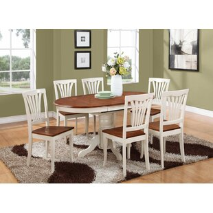 Norris 7 Piece Dining Set  sc 1 st  Wayfair & Butterfly Leaf Kitchen \u0026 Dining Room Sets You\u0027ll Love | Wayfair