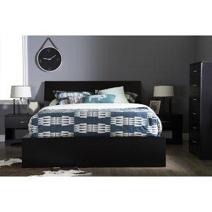 extra tall platform bed | wayfair