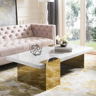 Gold Marble Coffee Tables You\'ll Love in 2019 | Wayfair
