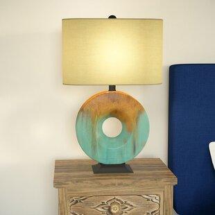 Turquoise Lamp Base Wayfair