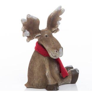 Reindeer Figurines Youll Love In 2019 Wayfair