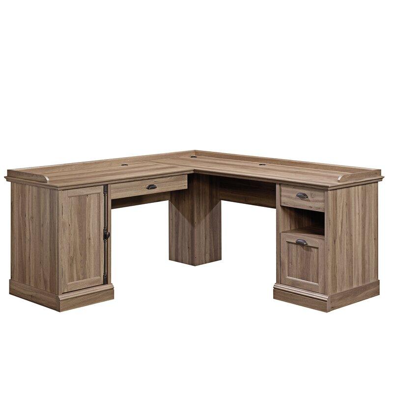 Superb Bowerbank 3 Drawer L Shaped Executive Desk Download Free Architecture Designs Scobabritishbridgeorg