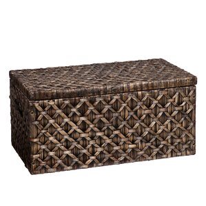 Peristerona Hyacinth Storage Trunk by Bay Is..