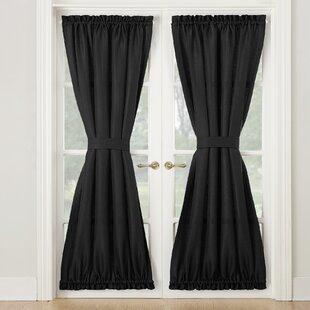 French Door Panel Curtains | Wayfair