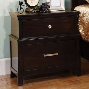 antlia 2 drawer nightstand