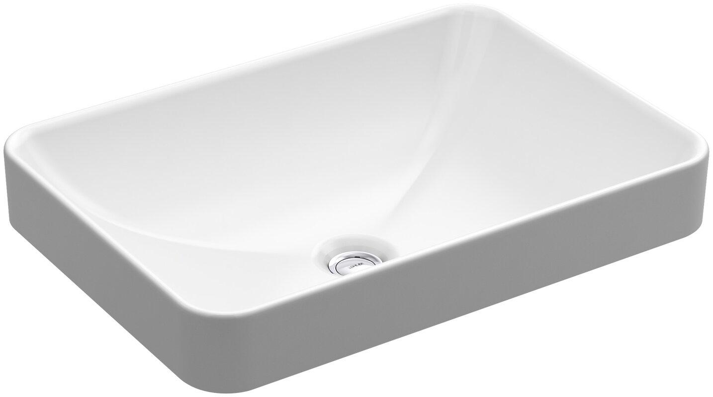 Rectangular sink bathroom - Default_name