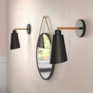 Valmonte 1-Light Wall Sconce