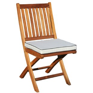 Superbe Santa Barbara Indoor/Outdoor Dining Chair Cushion. By Chic Teak