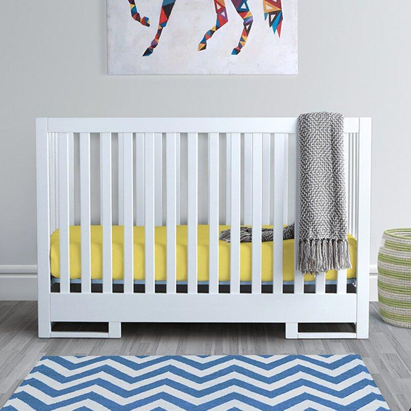 Karla Dubois Karla Dubois Baby Copenhagen 2-in-1 Convertible Crib ...