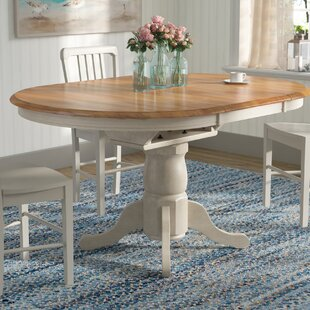 Florentia Extendable Solid Wood Dining Table