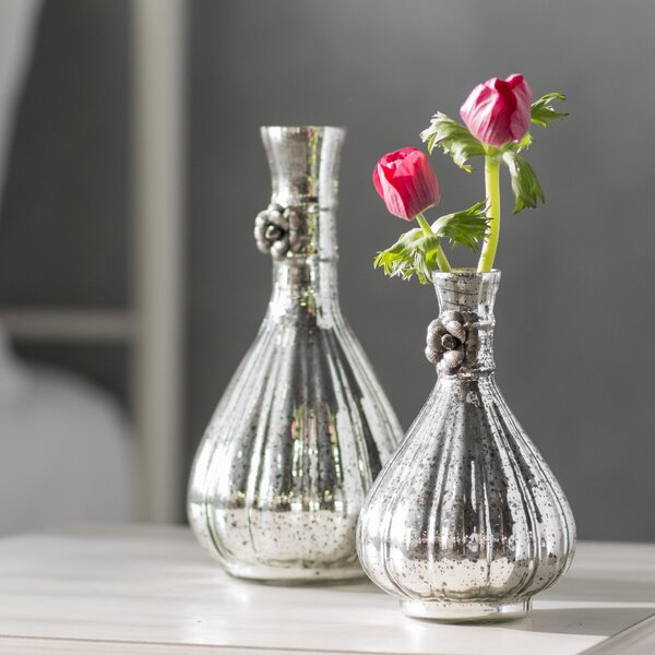 2 Piece Vase Set Wayfair
