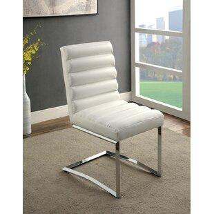 Denault Upholstered Dining Chair (Set of 2)