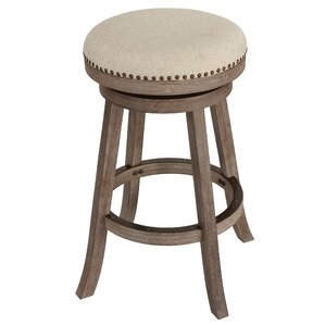 Pittsford Swivel Bar Stool by Gracie Oaks