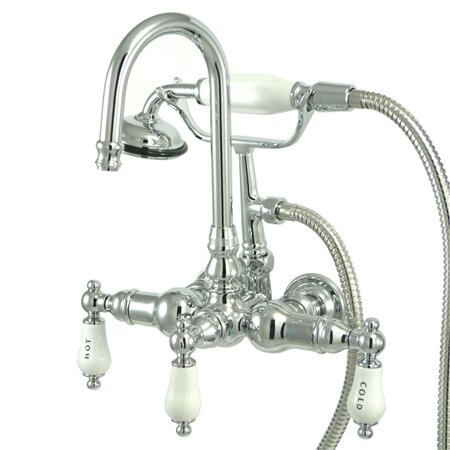pegasus n tub faucet hand compressed claw cp bath old spigot home chrome b in style foot faucets handle and the depot with polished bathroom bathtub shower pl