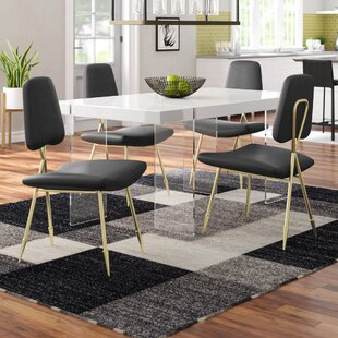 Charest Upholstered Dining Chair (Set of 4)