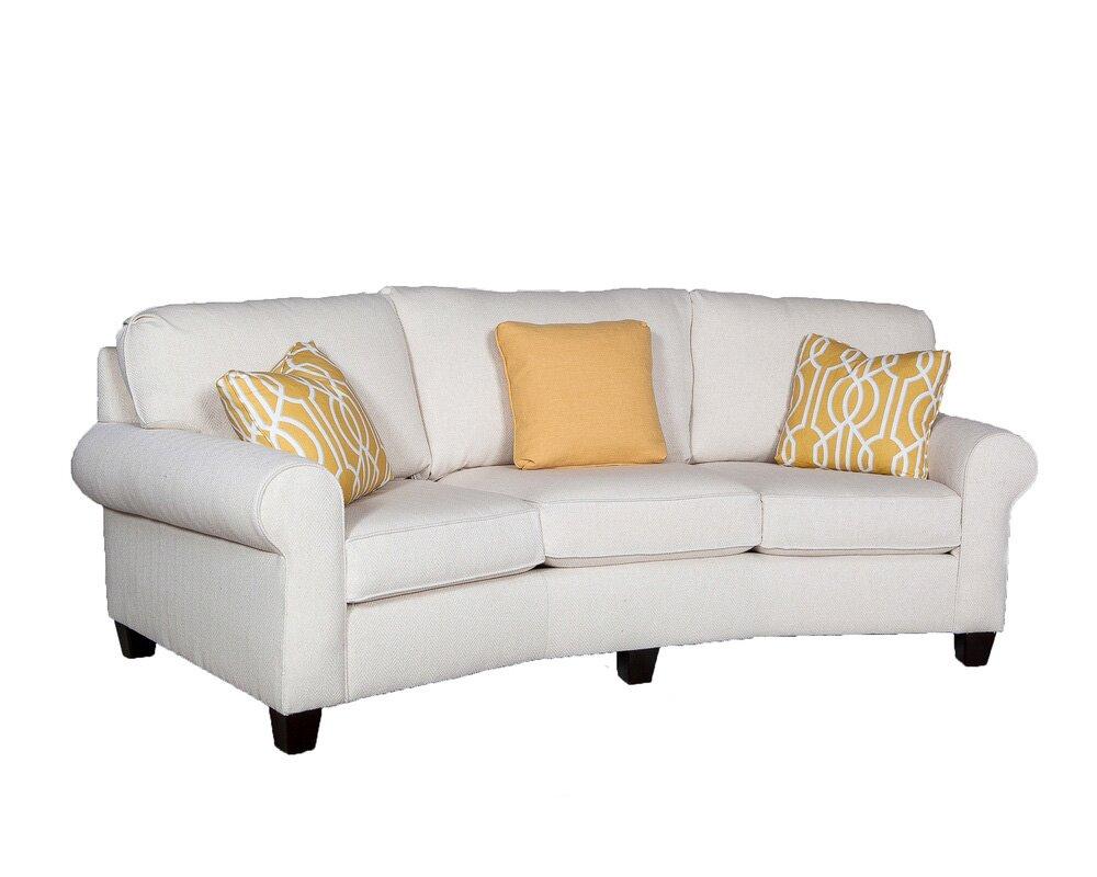 conversation sofa. carolina classic furniture conversation sofa  reviews  wayfair