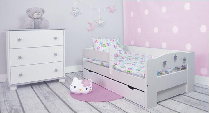 Kinderbett 80 X 160 : m bel concept kinderbett elena mit matratze und schublade 80 x 160 cm bewertungen ~ Whattoseeinmadrid.com Haus und Dekorationen