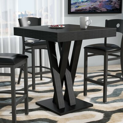pub tables bistro sets you 39 ll love wayfair. Black Bedroom Furniture Sets. Home Design Ideas