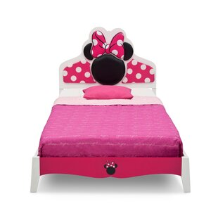 Minnie Mouse Canopy Bed | Wayfair  sc 1 st  Design Inspiration & 19 Ingenious Ways You Can Do With Minnie Mouse Canopy Bed |