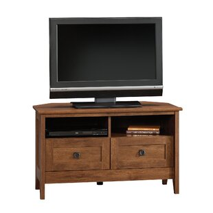 48-inch Eco-friendly Tv Stand In Dark Mahogany Furniture Home & Garden