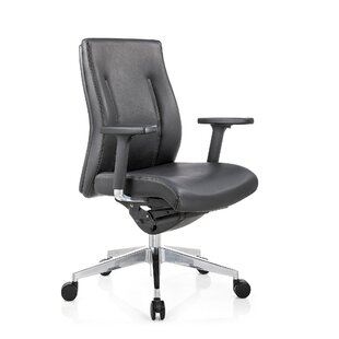 Toomey Conference Mid Back Multi Function Ergonomic Office Chair