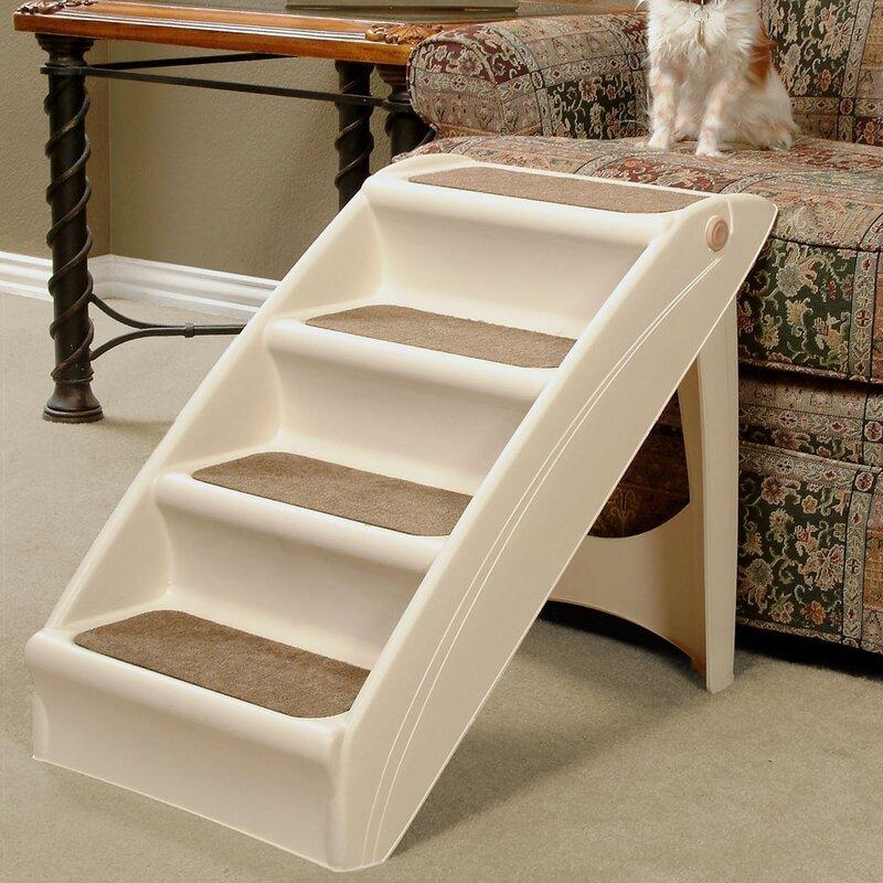 PupStep Plus 4 Step Pet Stair
