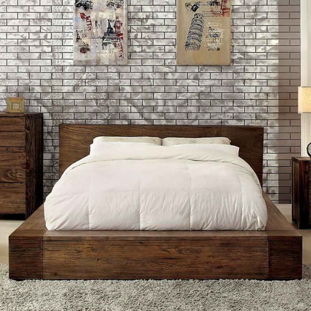 Lax Series Platform Bed rudden platform bed