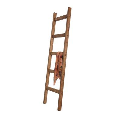 BrandtWorksLLC 6 ft Blanket Ladder Color: Early American