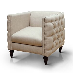 Soderville Contemporary Armchair by Alcott H..