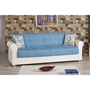 Casamode Functional Furniture Avalon Futon Sleeper Sofa