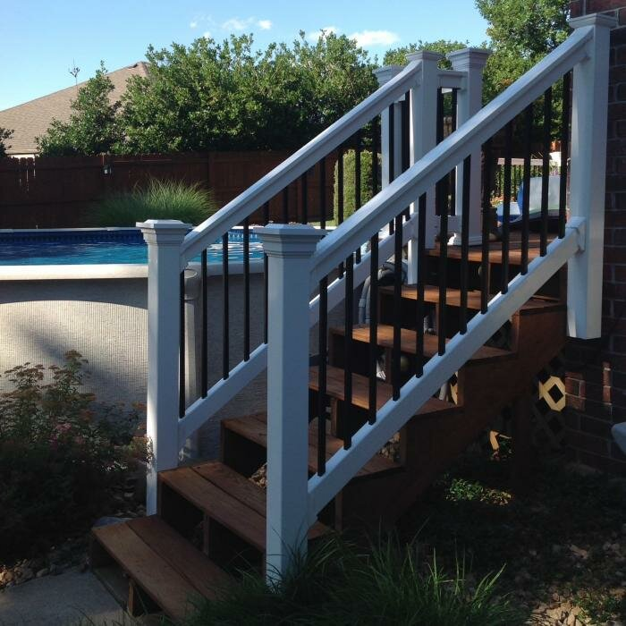 Beaumont Stair Railing