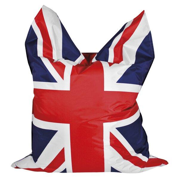 Sittingpoint Union Jack Bean Bag Wayfair