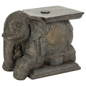 Elephant Umbrella Base Bistro Table