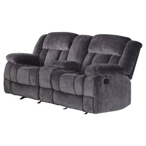 Dale Double Glider Reclining Sofa by Darby Home Co