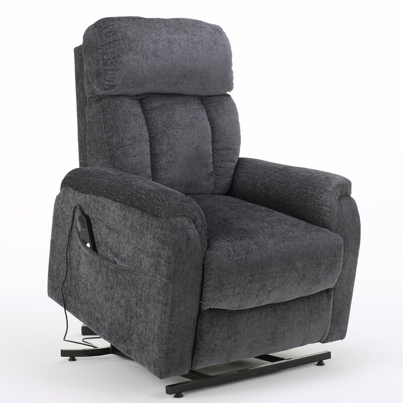 Sasha Power Lift Assist Recliner  sc 1 st  Wayfair & Small Recliners You\u0027ll Love | Wayfair islam-shia.org