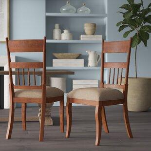 Tekamah Solid Wood Dining Chair