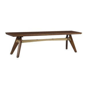 Adam Wood Bench by Foundry Select