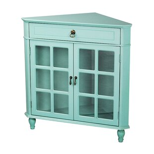 Turquoise Accent Cabinet | Wayfair