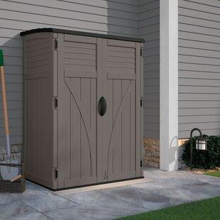 Lawn Mower Storage Shed | Wayfair