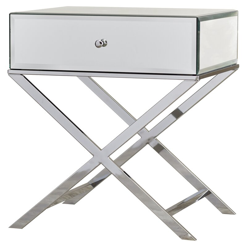 desidrio end table with storage
