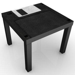 Kindertisch Floppy Disk