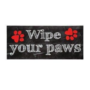 Blackfoot Wipe Your Paws Sassafras Doormat