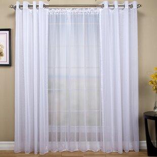 Save & Sliding Door Curtains | Wayfair