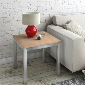 Daria End Table by Mercury..